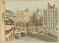 Scenery of Ginza
