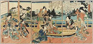 Prince Genji and Child Play