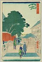 36 Famous Views of the Eastern Capital - Yanagishima
