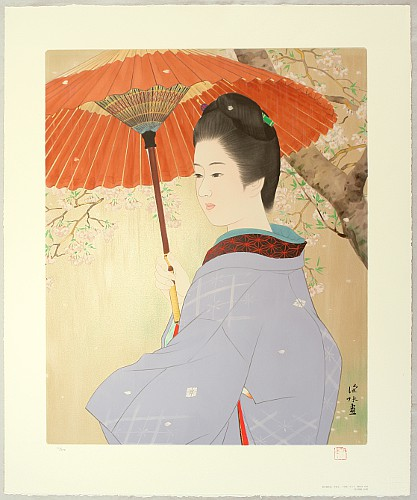 Japanese Prints - 1337 - Japanese Prints - 1337