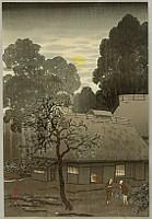 Japanese Prints - 1329