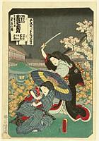 Villain and Avenger  - Kabuki