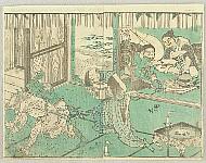 Hokusai Soga - Devils Outside, Happiness Inside