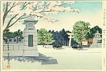 Famous Historic Places and Holy Places -  Meiji Jingu Shrine