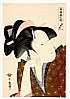 Utamaro Kitagawa 1750-1806 - Bijin (re-carved edition)