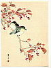 Hobun Kikuchi 1862-1918 - Two Birds on a Branch