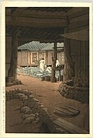 Chunum Temple on Mt. Chiri - Korean Views Supplement