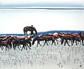 Hao Boyi born 1938 - Ice River