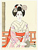 Harumi Tateishi 1906-1994 - Maiko