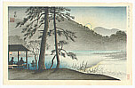 Yoshimitsu Nomura 20th century - Hirosawa Pond  -  Kyoraku Meisho