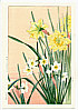 Hodo Nishimura active 1930s - Daffodils (Muller Collection)