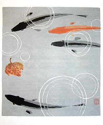 Chen Yuqiang born 1938 - Early Autumn