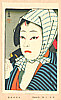 Seifu Matsuda fl. ca. 1915 - Benten Kozo - Shin Nigao (New Portraits)