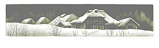 Koichi Sakamoto born 1932 - Sleeping in the Snow (Limited Edition)