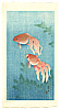 Soseki Komori active 1920s-1930s - Gold Fish (Muller Collection)