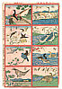 Fusatane Utagawa active ca. 1850s-90s - Cards of Birds