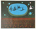 Yuji Watanabe born 1941 - Flight - Star  (Limited Edition)