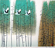 Hao Boyi born 1938 - Ripe Autumn