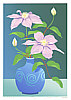 Fumio Tomita born 1934 - Clematis 2