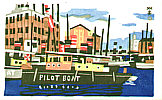 Hide Kawanishi 1894-1965 - Pilot Boat