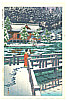 Shiro Kasamatsu 1898-1992 - Benten Shrine in Inokashira (First Edition)