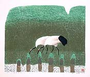 Hao Boyi born 1938 - In the Deep of Green Wood