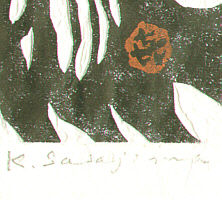 Signature: K. Sasajima