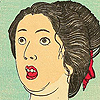 Japanese Prints and 100 Faces - 1186