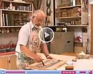 Woodblock Printmaking Demonstration